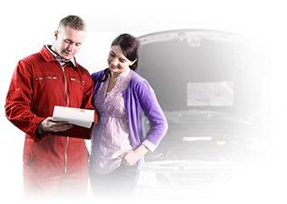 Q-Service teljes kiszolgálás, autószerelés